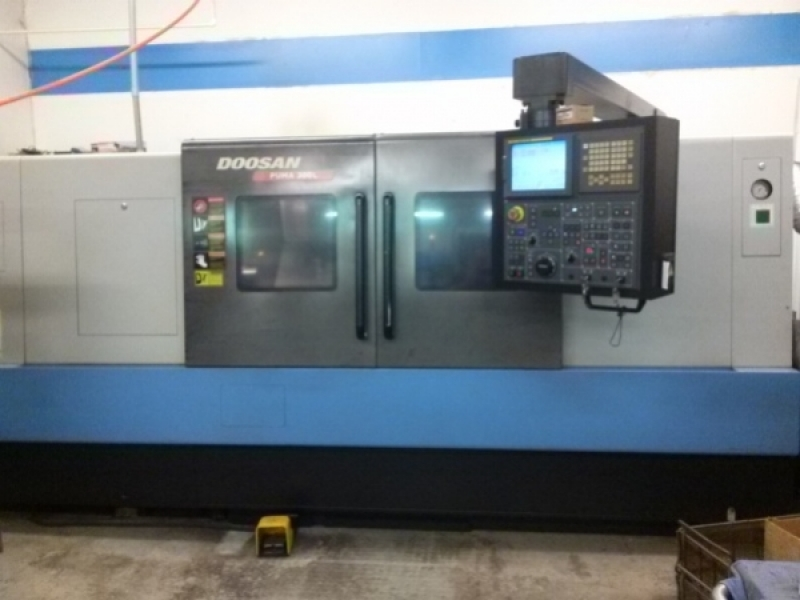 doosan cnc machine