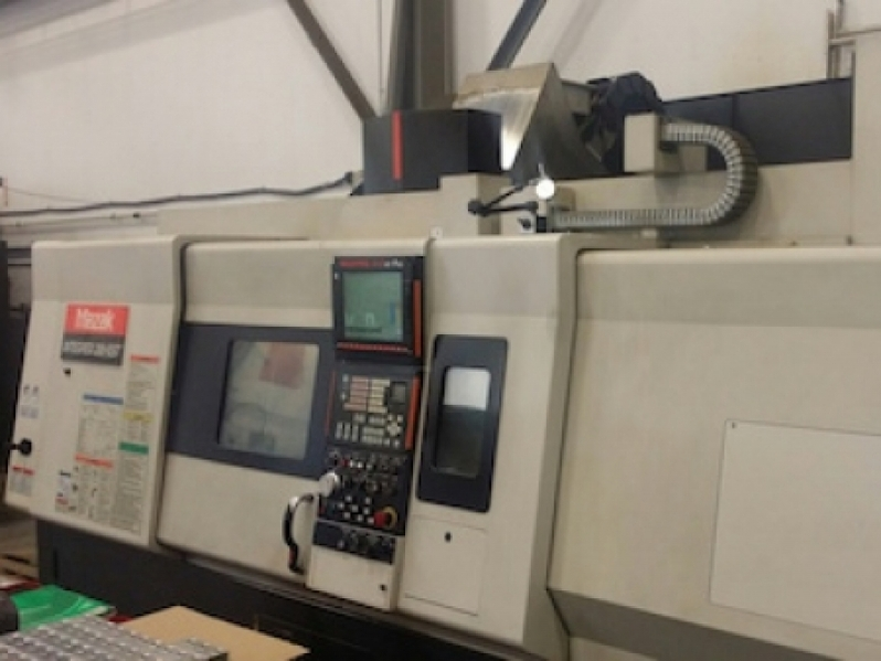 Mazak Integrex 200 III ST Multi-Axis CNC Turning & Milling
