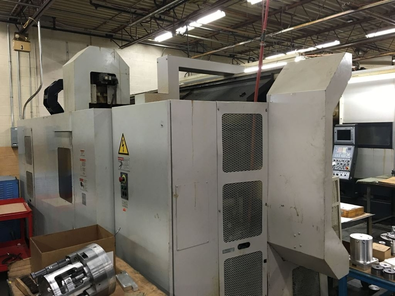 MAZAK INTEGREX 300Y CNC TURN-Mill CENTER