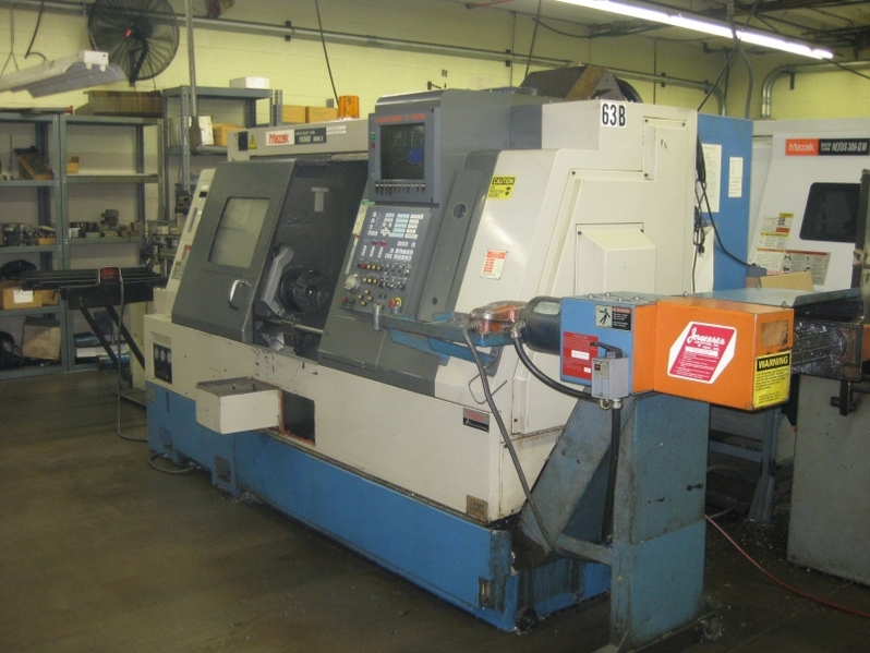 MAZAK SQT 15MS MARK II - With Barfeed